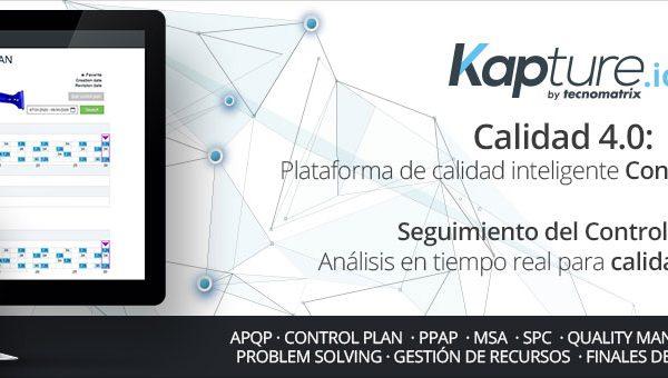 Plan de Control - Control Plan (AQPQ)
